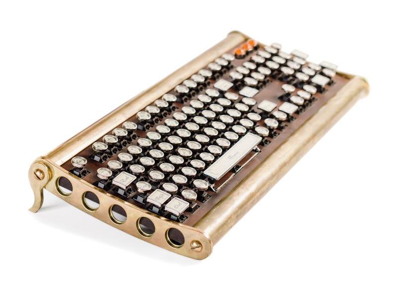 Illustration for article titled $1,000 Computer Keyboard