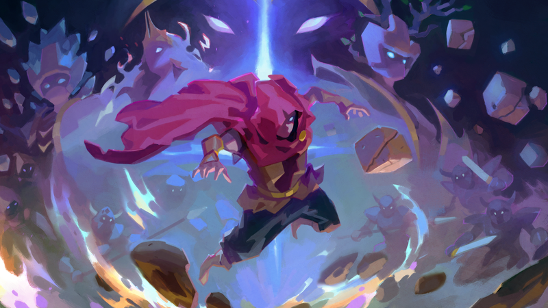 Illustration for article titled Wizard Of Legend Lets You Play As A Magical Jedi