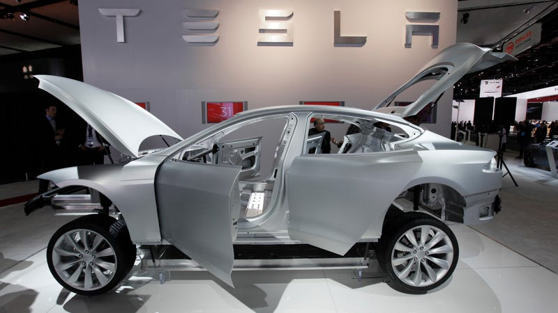Black worker says Tesla factory was a
