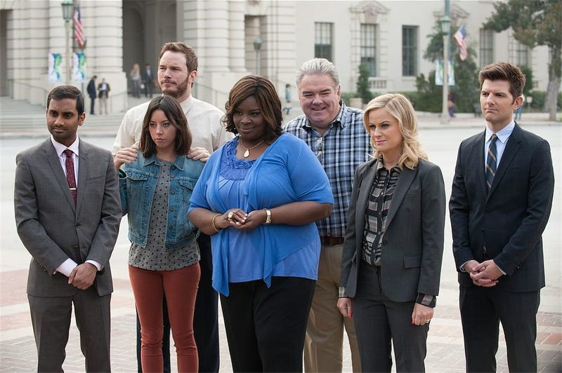 Illustration for article titled Parks And Recreation Characters, Ranked