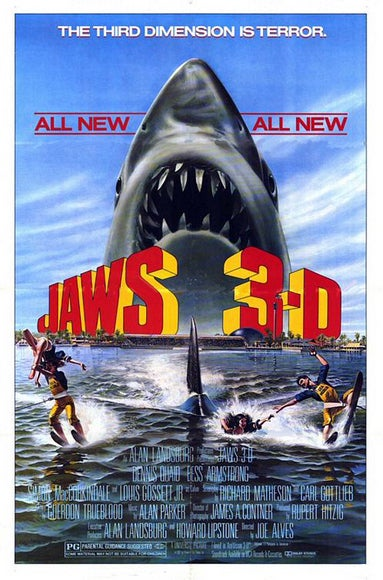Illustration for article titled The Man Who Invented 3D Cameras and Filmed Jaws 3D Has Died