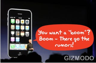 Illustration for article titled iPhone 3G Rumor Accuracy Check: We Were Right(ish)!