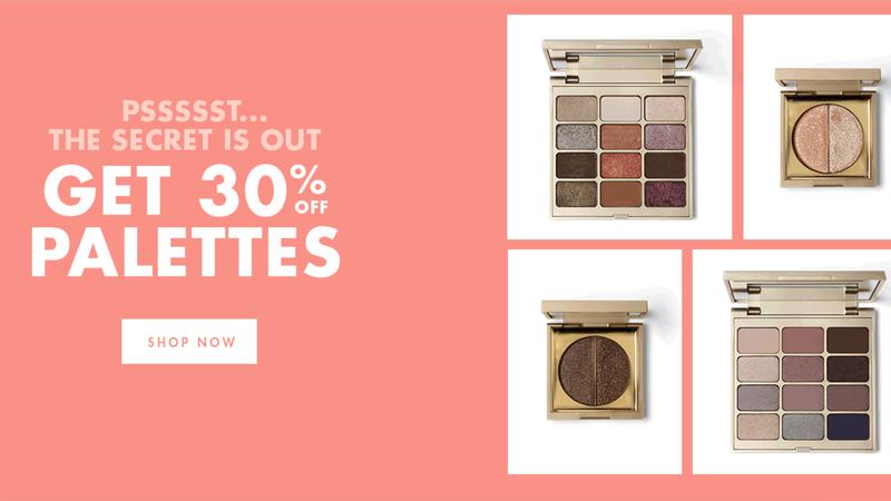 30% Off Palettes | Stila Cosmetics