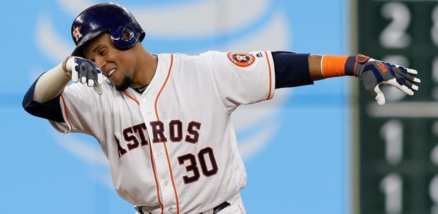 Carlos Gomez Calls Out Columnist For Quoting Him Poorly