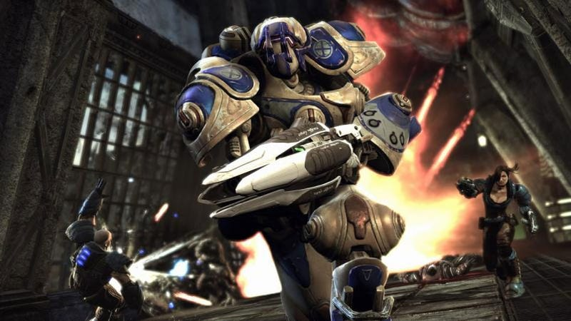 Illustration for article titled Play Unreal Tournament 3 For Free Right Now