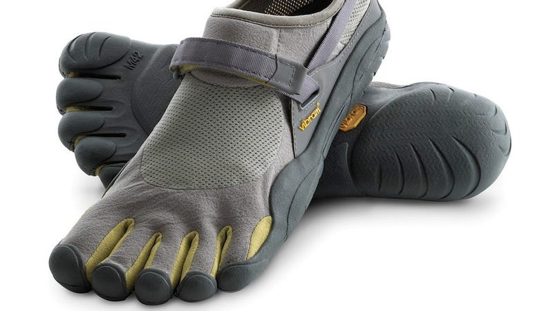 FiveFingers running shoes and the rest of the quasi-barefoot movement are a pretty zealous bunch—they wear a pretty polarizing shoe.