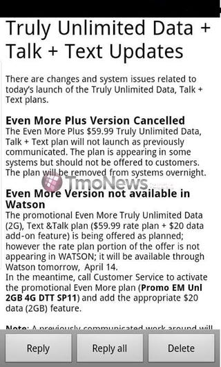 Illustration for article titled T-Mobile Is Very Confused About Their New Pricing Plans Plan