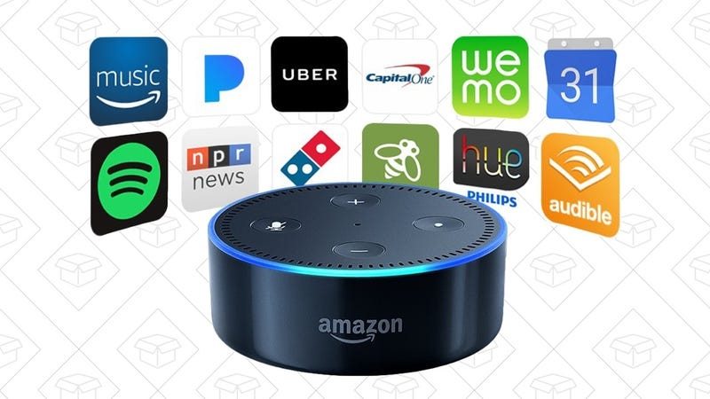 Three Amazon Echo Dots, $130 with code DOT3PACK