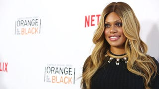 Illustration for article titled Idiot in Congress Tries to Mess With Laverne Cox's Wikipedia Info