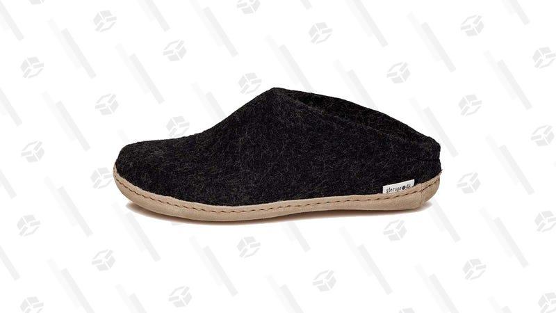 Glerups Open Heel | $95 | Glerups