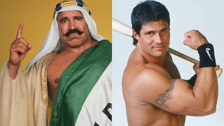 Illustration for article titled The Iron Sheik And Jose Canseco Had Twitter Beef Last Night