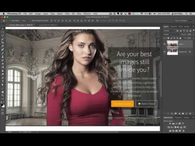 Use This Blend Mode in Photoshop to Perfectly Align Images