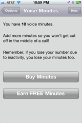 TextFree SMS App Adds Voice Calls, Lets You Work for Free