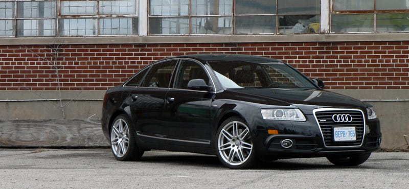 Illustration for article titled 2009-2010 Audi A6 3.0T, Anybody Have Any Experience?