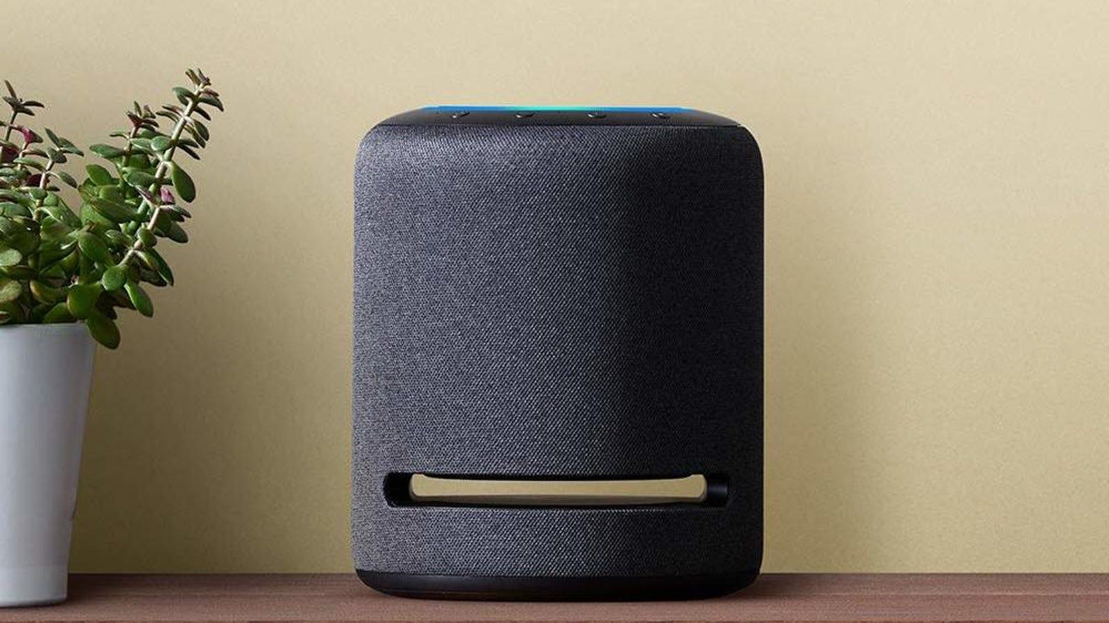 How Amazon's New Echo Studio Compares to Other Smart Speakers