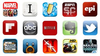Illustration for article titled Apple Has Sold 30 Billion Apps in the App Store