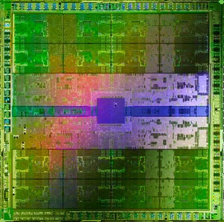 Illustration for article titled Nvidia GF100 512-Core Monster Graphics Card Previewed: Goodbye, Eyeballs