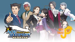 Illustration for article titled Hot Take: Phoenix Wright: Ace Attorney - Trilogy (3DS eShop)