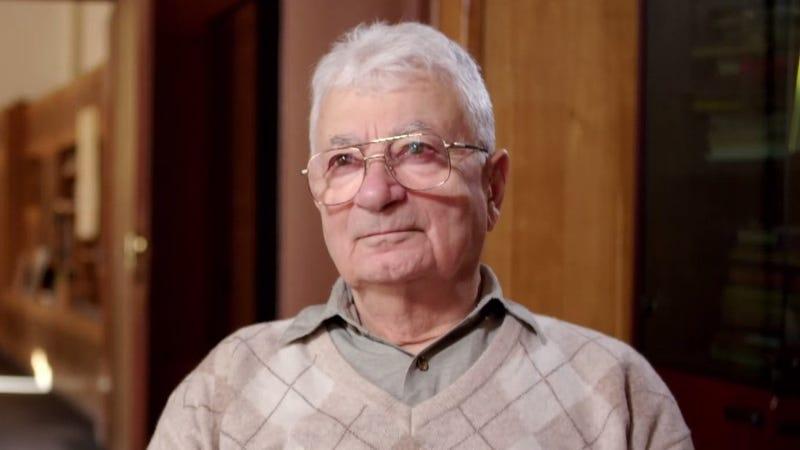 Yuri Oganessian, oganesson namesake (Image: VPRO/Wikimedia Commons)