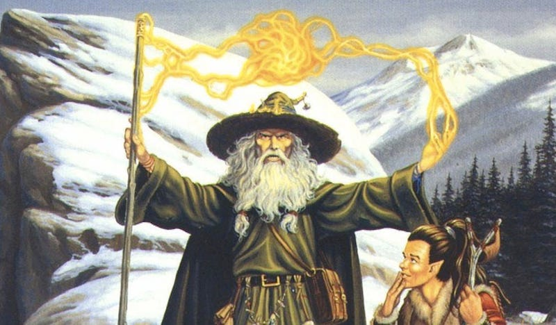 20 of the Most Useless Dungeons & Dragons Spells Ever