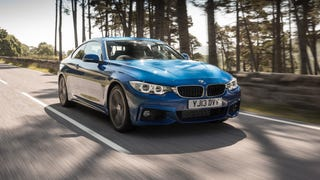 2014 BMW 420d Coupe Review - Road