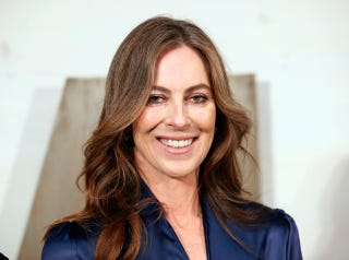 Illustration for article titled Allegedly Overrated Hottie and Torture-Promoter Kathryn Bigelow Talks Back to the Haters