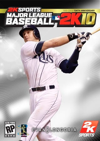 Illustration for article titled MLB 2K10 Longoria Gallery