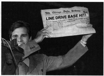 Illustration for article titled Chip Caray Lines A Base Hit, Scores A New Job