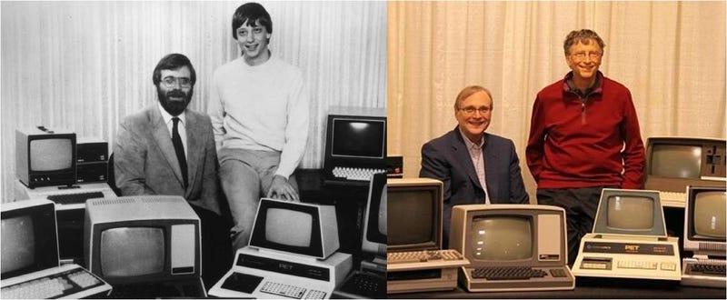 Illustration for article titled Bill Gates y Paul Allen, juntos de nuevo 32 años después