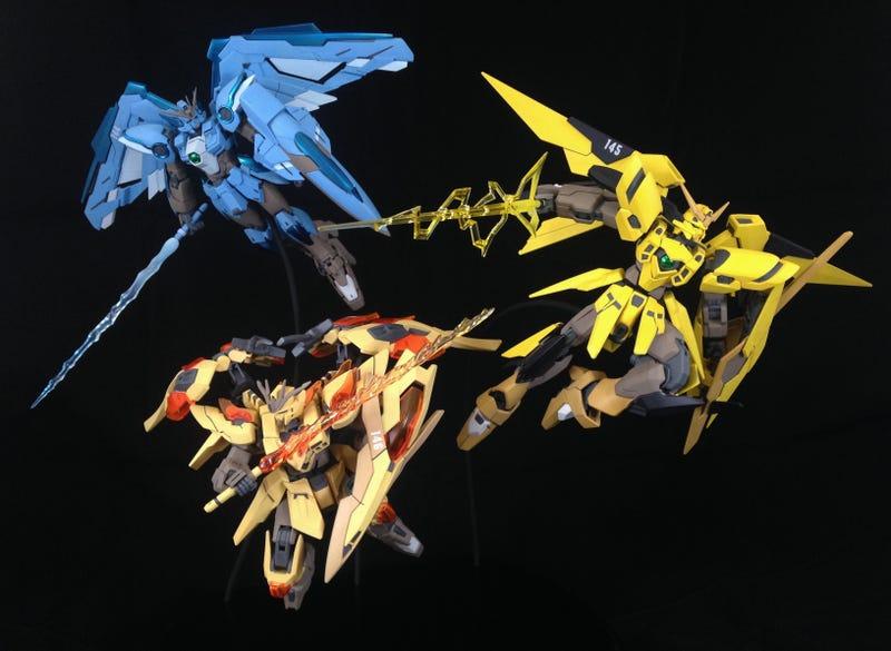 Illustration for article titled Gundam x Pokémon, The Sequel