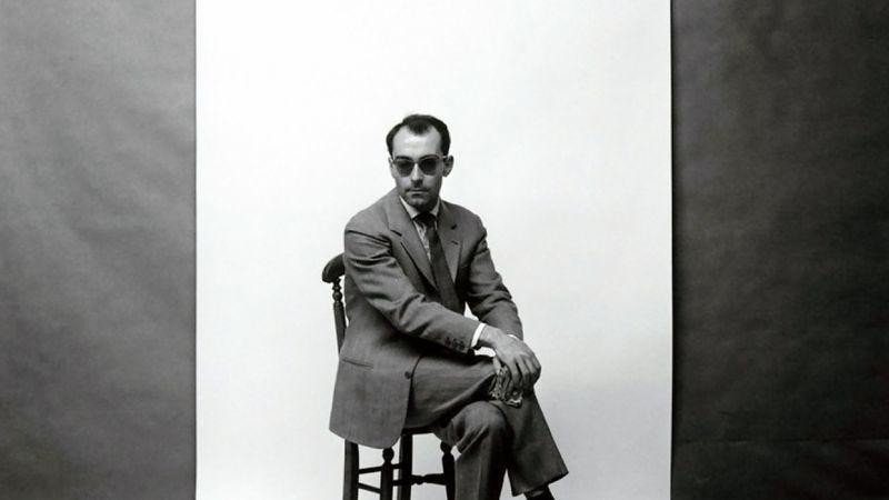 Jean-Luc Godard in 1961