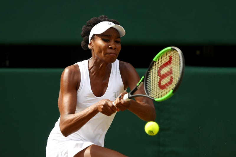 Wimbledon - Saturday Schedule: Venus Williams faces Garbine Muguruza