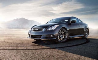 Illustration for article titled Infiniti IPL G Coupe: 348 HP Japanese Luxotourer