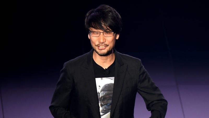 Illustration for article titled Hideo Kojima Says New Experimental Video Game Will Consist Entirely Of 2-Hour-Long Cutscene