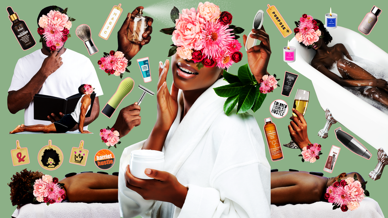 Illustration for article titled Take That Selfie Thing to the Next Level: The 2018 Root Self-Care Gift Guide on Black (AF) Friday