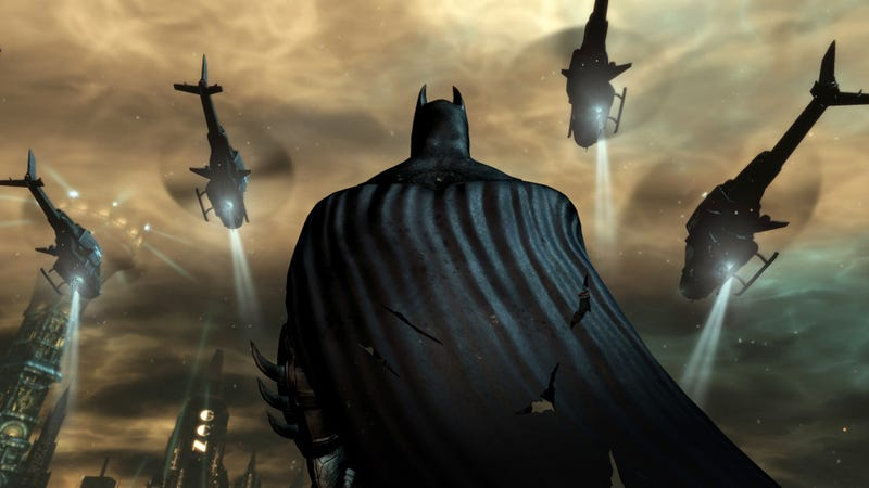 Illustration for article titled Everything We Know and Think about Batman: Arkham City