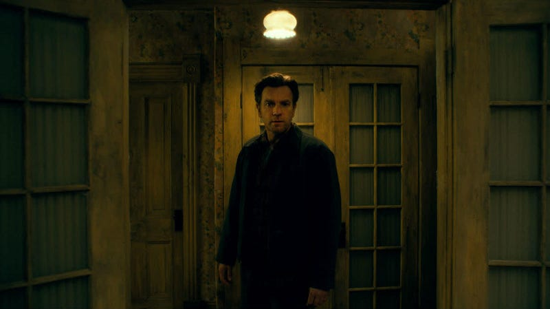 Dan Torrance (Ewan McGregor) is going back to the Overlook in Doctor Sleep.