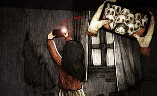 Illustration for article titled Selfie-Themed Horror Movie Is Inevitable Sign Of Our Times