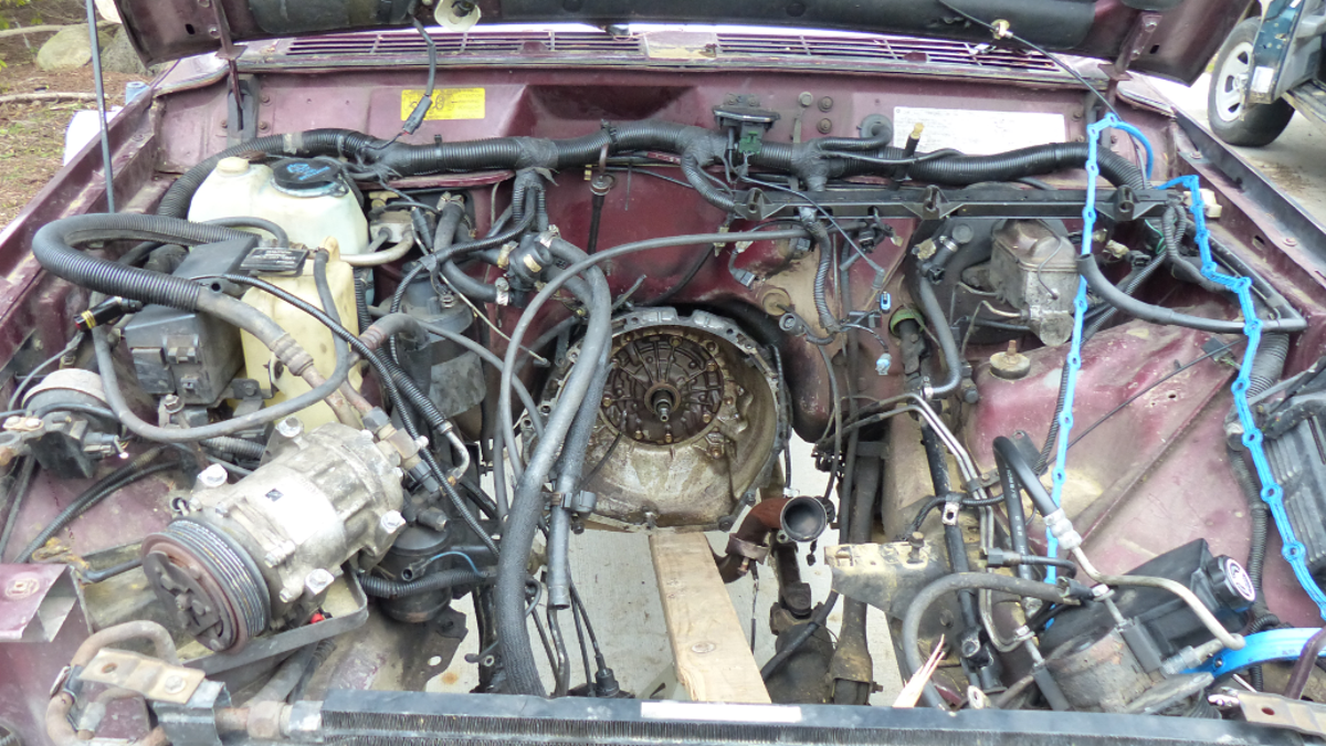 Heres What The Inside Of A Blown Up Jeep Engine Looks Like 2008 Grand Cherokee Starter Wiring Harness
