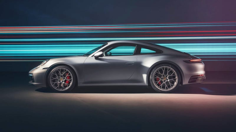 Illustration for article titled The Most Powerful 992 Porsche 911 Could Be A Hybrid: Report