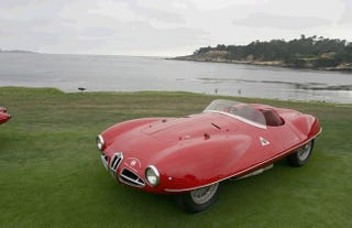 Illustration for article titled The original Alfa Romeo Disco Volante Spider