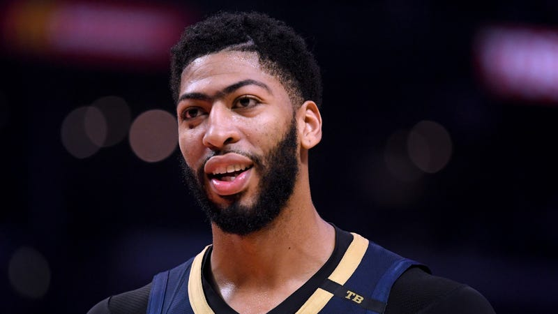 Illustration for article titled NBA Investigating Anthony Davis Trade Request For Signs Of Self-Tampering