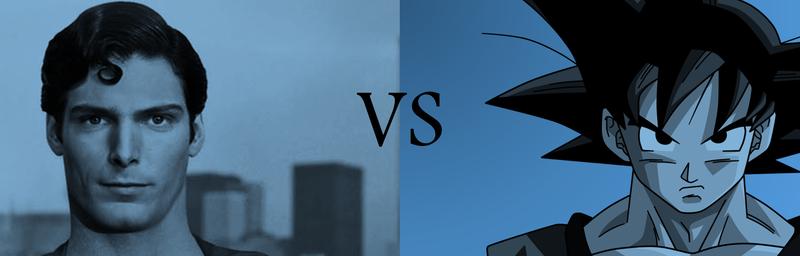 Illustration for article titled Amalgam Universe 2: DC vs. Shonen Jump