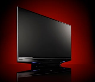 Illustration for article titled Mitsubishi LaserVue Laser TV Will Be 65 and 73-Inches and Ship in Q3