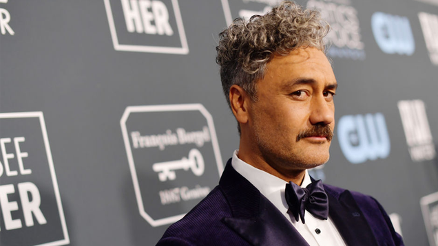 Report: Taika Waititi May Be Developing a Star Wars Movie