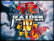 Illustration for article titled Raiden IV for Xbox 360 Delayed