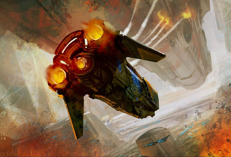 Illustration for article titled Go To War With the Latest Frontlines Novels From Marko Kloos