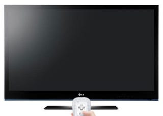"Illustration for article titled LG's Newest HDTVs Claim ""Wii-like"" Control Experience"