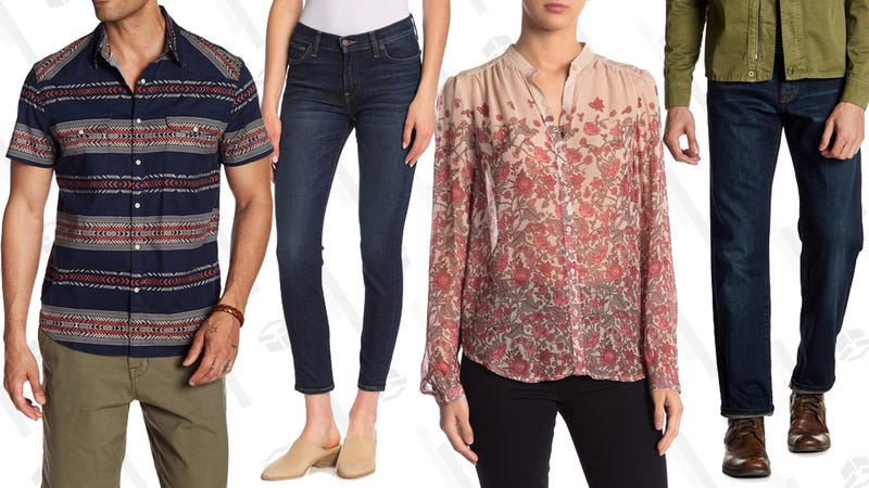 Lucky Brand Men's and Women's Flash Sales | Nordstrom Rack