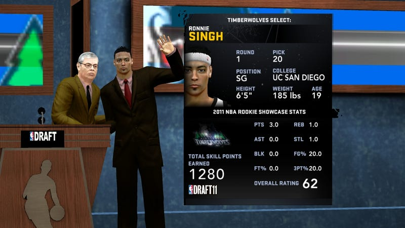 Illustration for article titled NBA Boss isn't the First League Commissioner to Appear in a Video Game [Corrected]